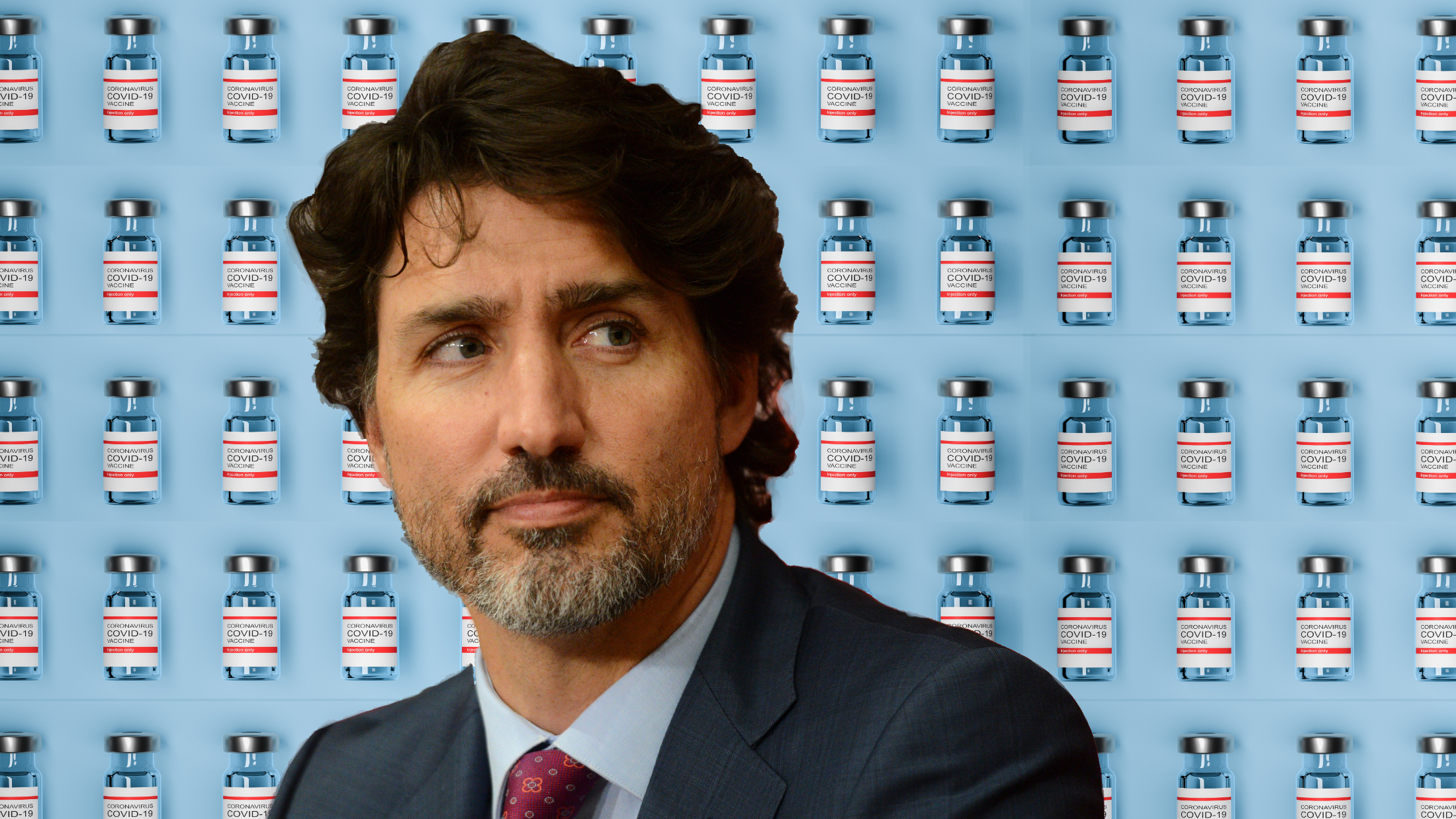 Justin Trudeau is letting Canada get played by Big Pharma